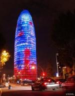 Torre Agbar - The Conference Building, click to zoom
